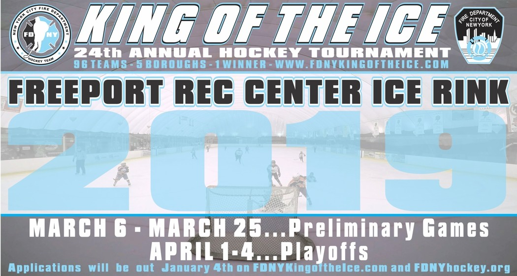 2019 King of the Ice Information