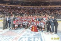 FDNY defeats NYPD, 5-4, in thrilling shootout at MSG in 45th Annual Charity Hockey Game