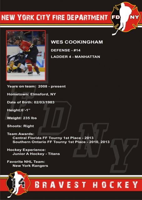 Wes Cookingham
