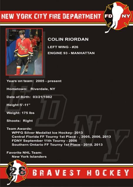 Colin Riordan