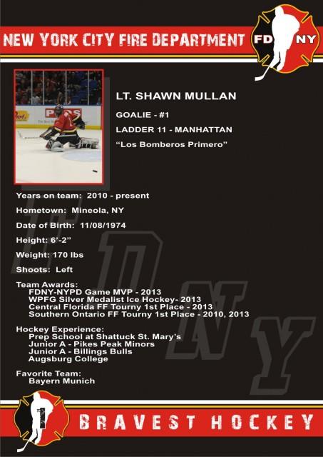 Shawn Mullan
