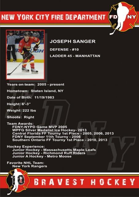 Joe Sanger