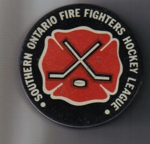 The FDNY Hockey Team wins the Southern Ontario Firefighters Tournament