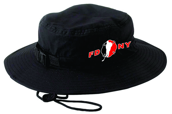 FDNY Hockey Bucket Hat