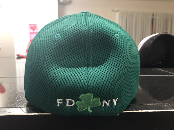 Irish Green Ultra Mesh Flexfit Hat