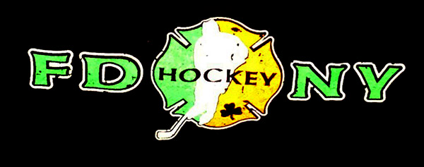 Irish Hockey Style Hoodie Black
